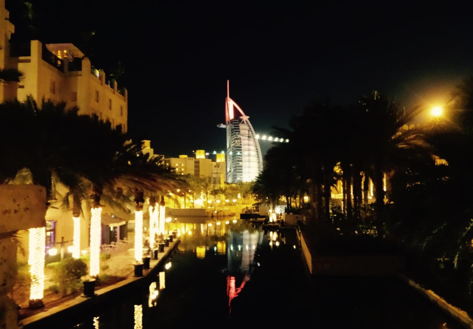 Dubai – A Sunny Weekend Winter Break