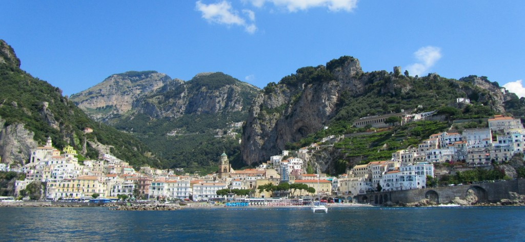 Places To Visit in Amalfi