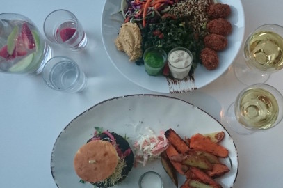 Restaurant Review: Funky Fresh Foods, Oslo