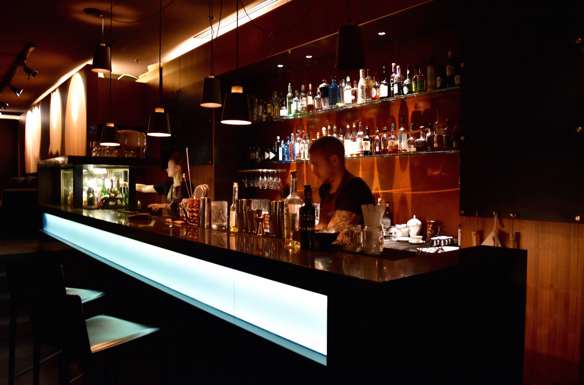 Review: Brooms & Hatchets, Oslo