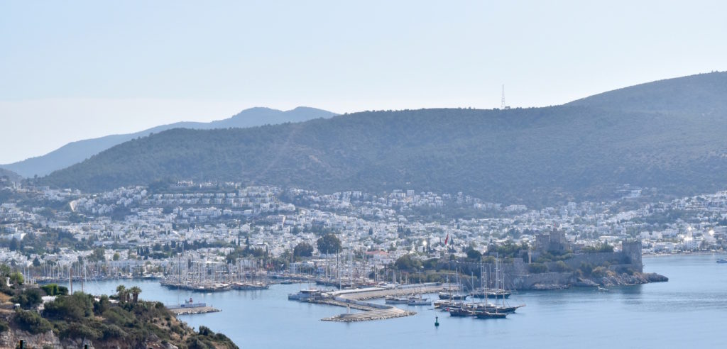 A Lovely Planet - Bodrum - Views of Bodrum