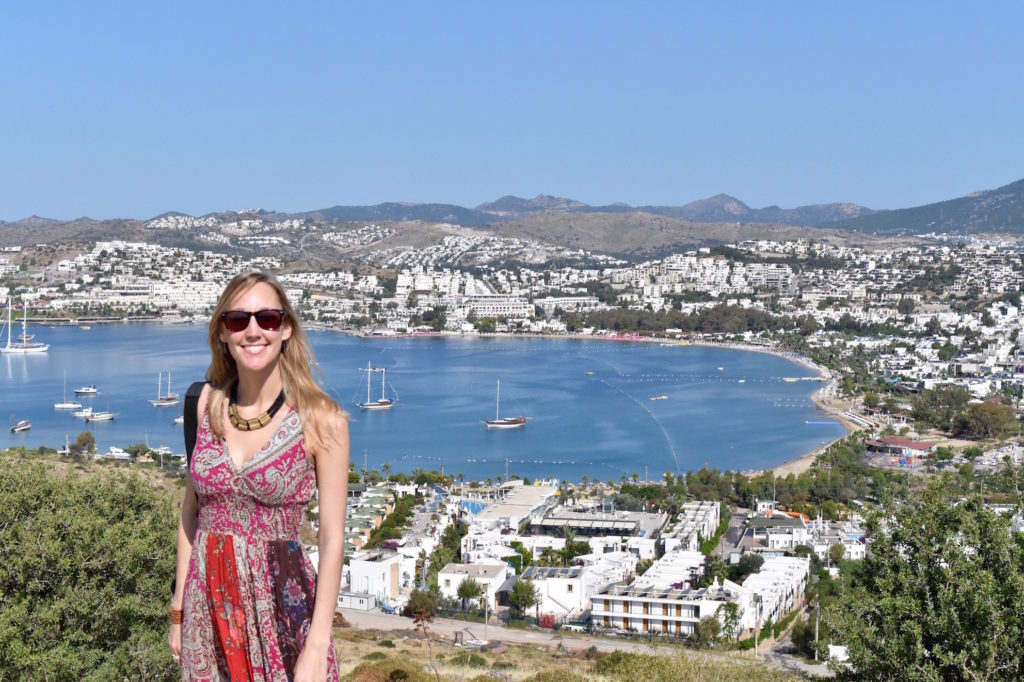 A Lovely Planet - Bodrum - Views of Bodrum Peninsular