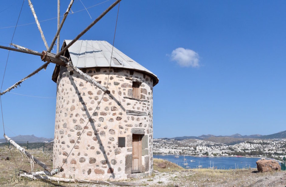 A Lovely Planet - Bodrum - Windmills 2