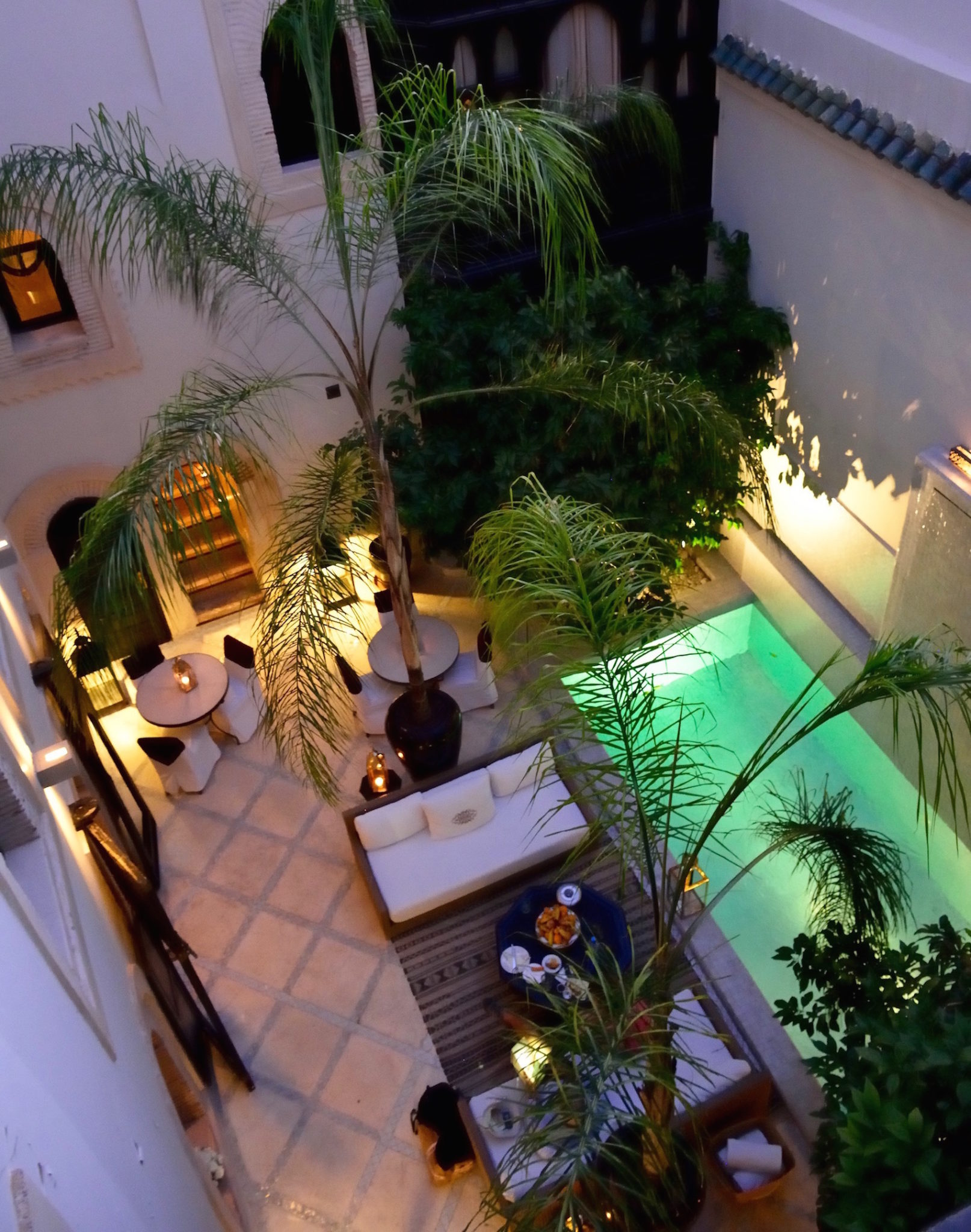 Review: Riad Kheirredine, Marrakech