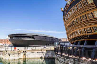 Portsmouth's History Dockyard & The Mary Rose Museum