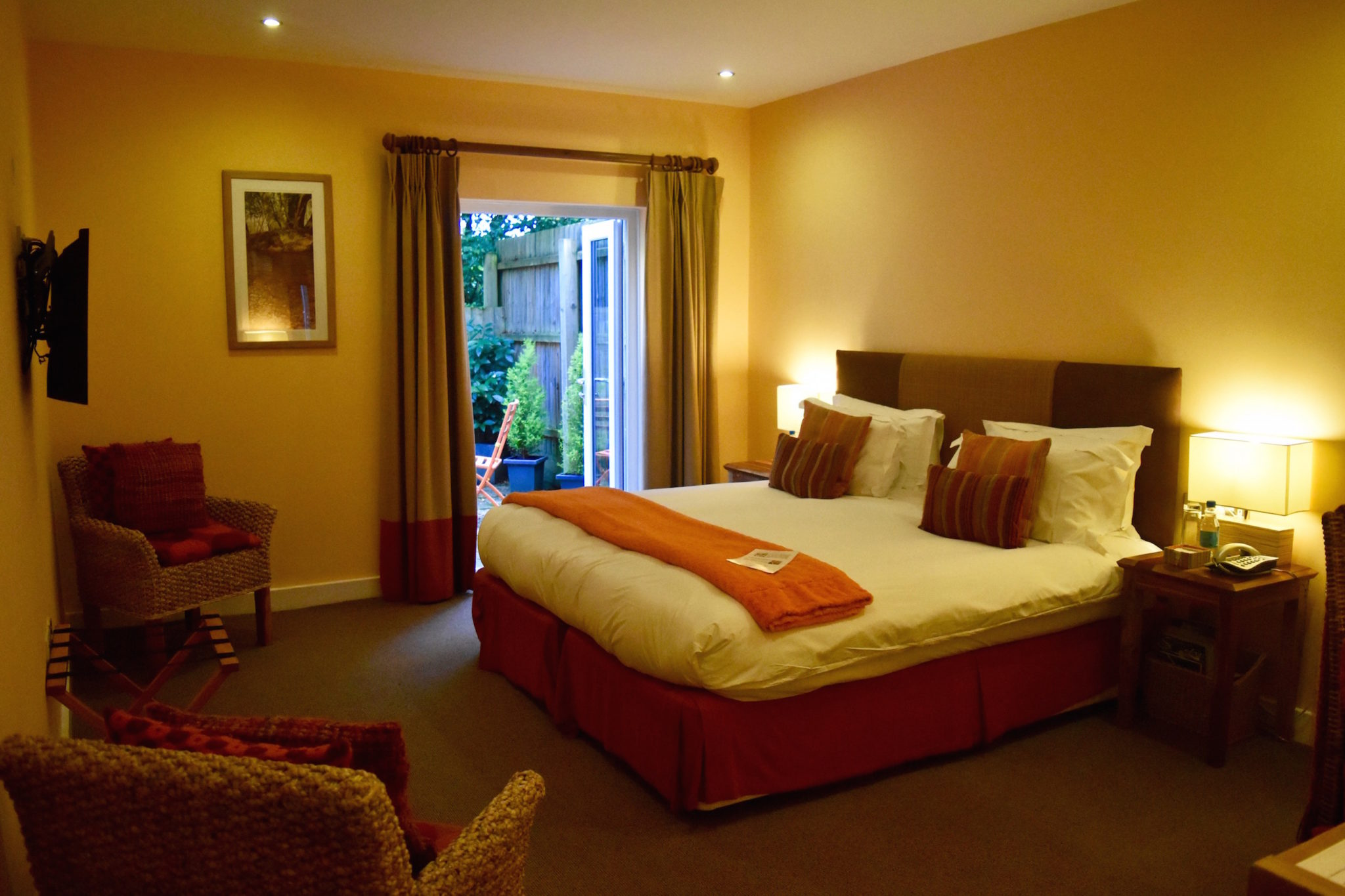 Hotel Terravina Rooms