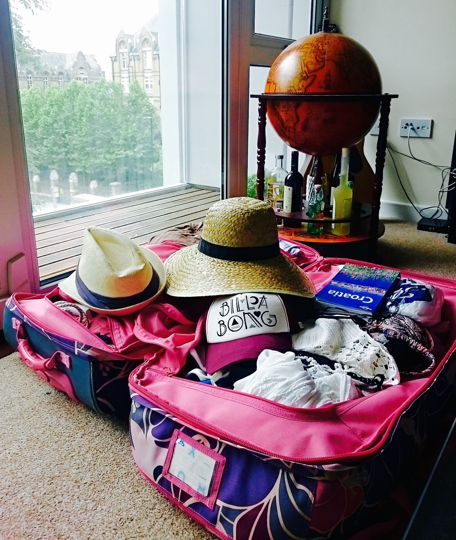 10 Essential Items To Pack For A Round The World Trip
