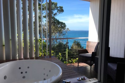 Review: Bannisters by the Sea, Mollymook, Australia
