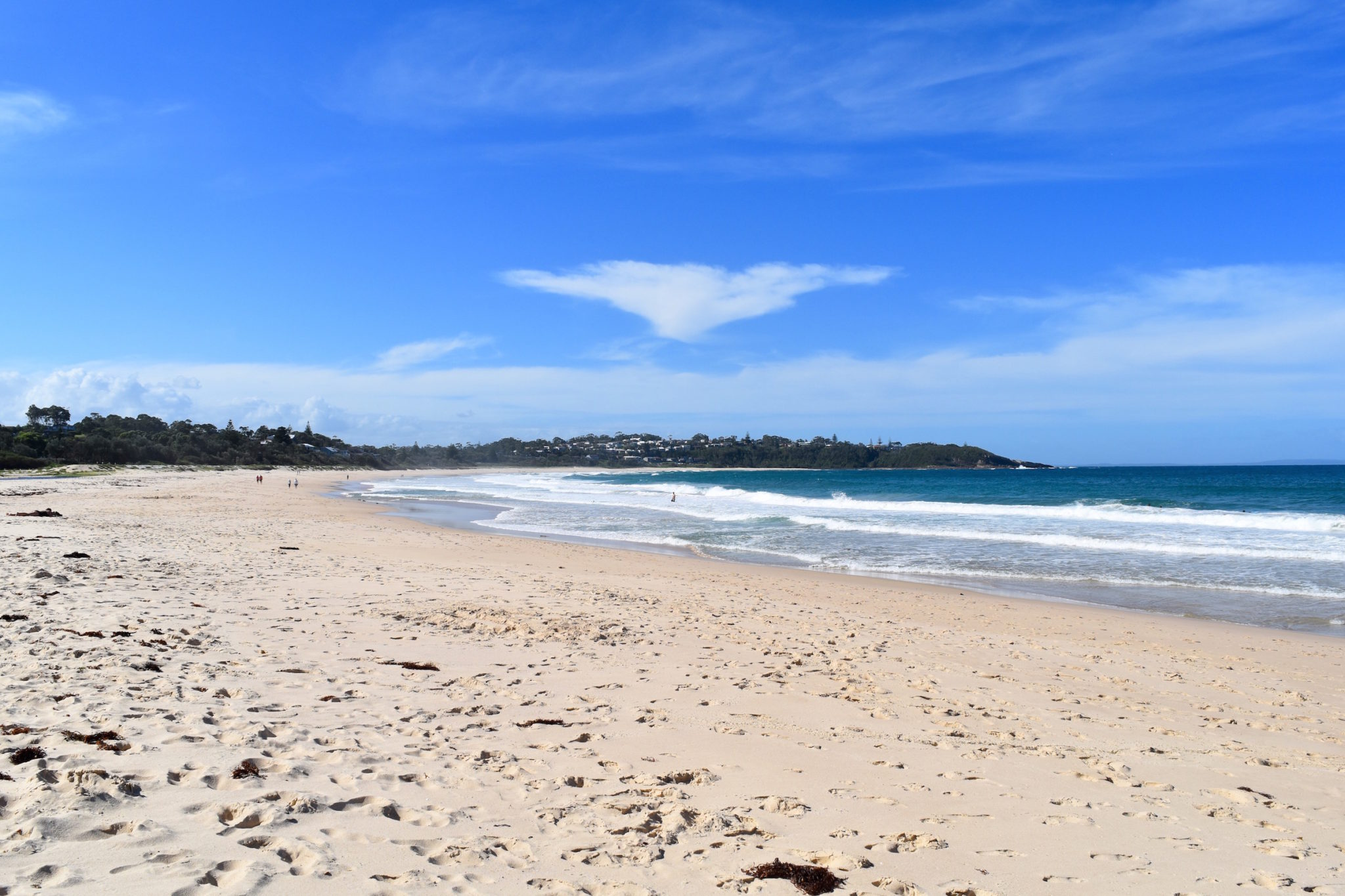 A Lovely Planet - Mollymook - Rick Stein - Bannisters