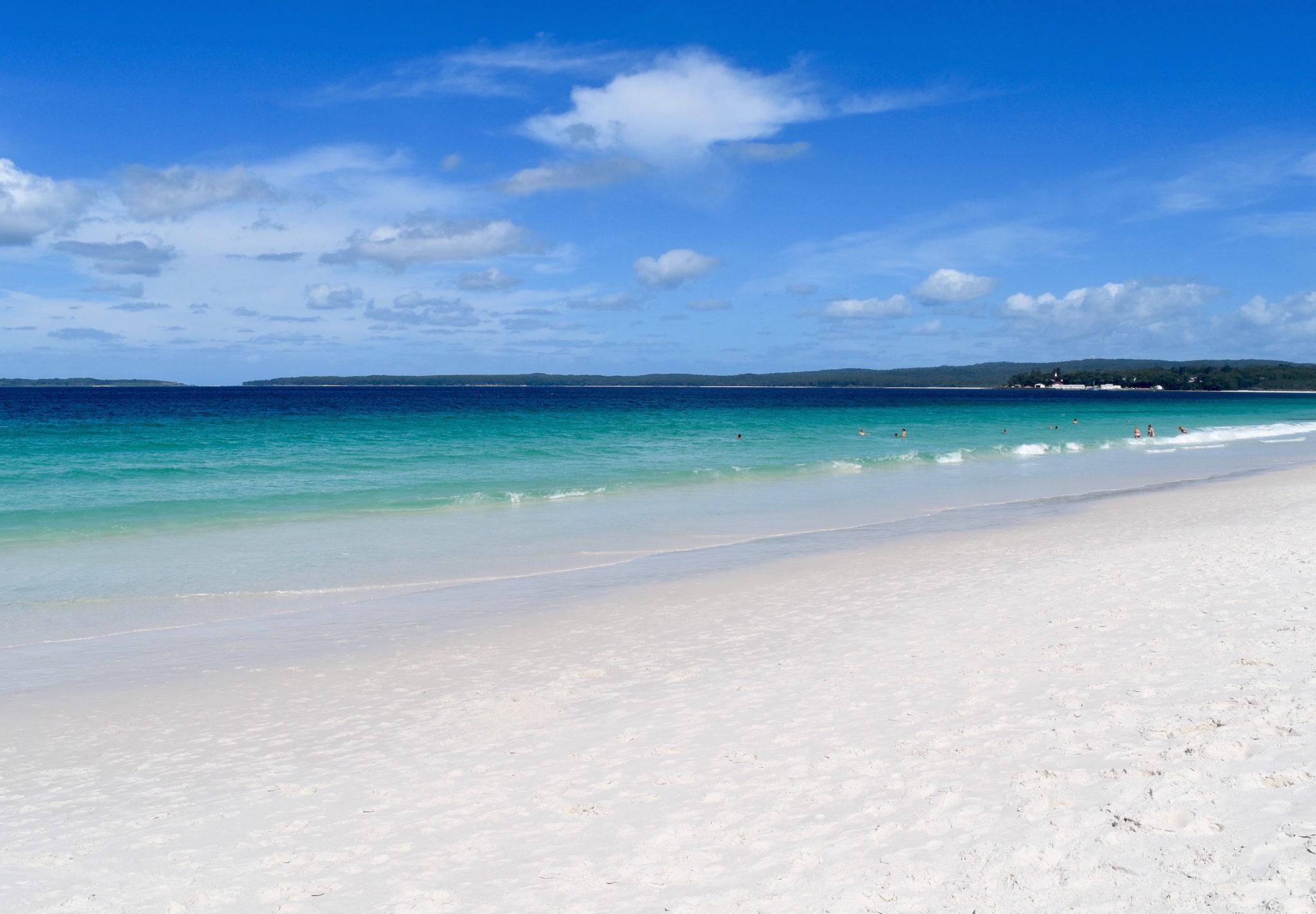 A Lovely Planet - Hyams Beach - Jervis Bay