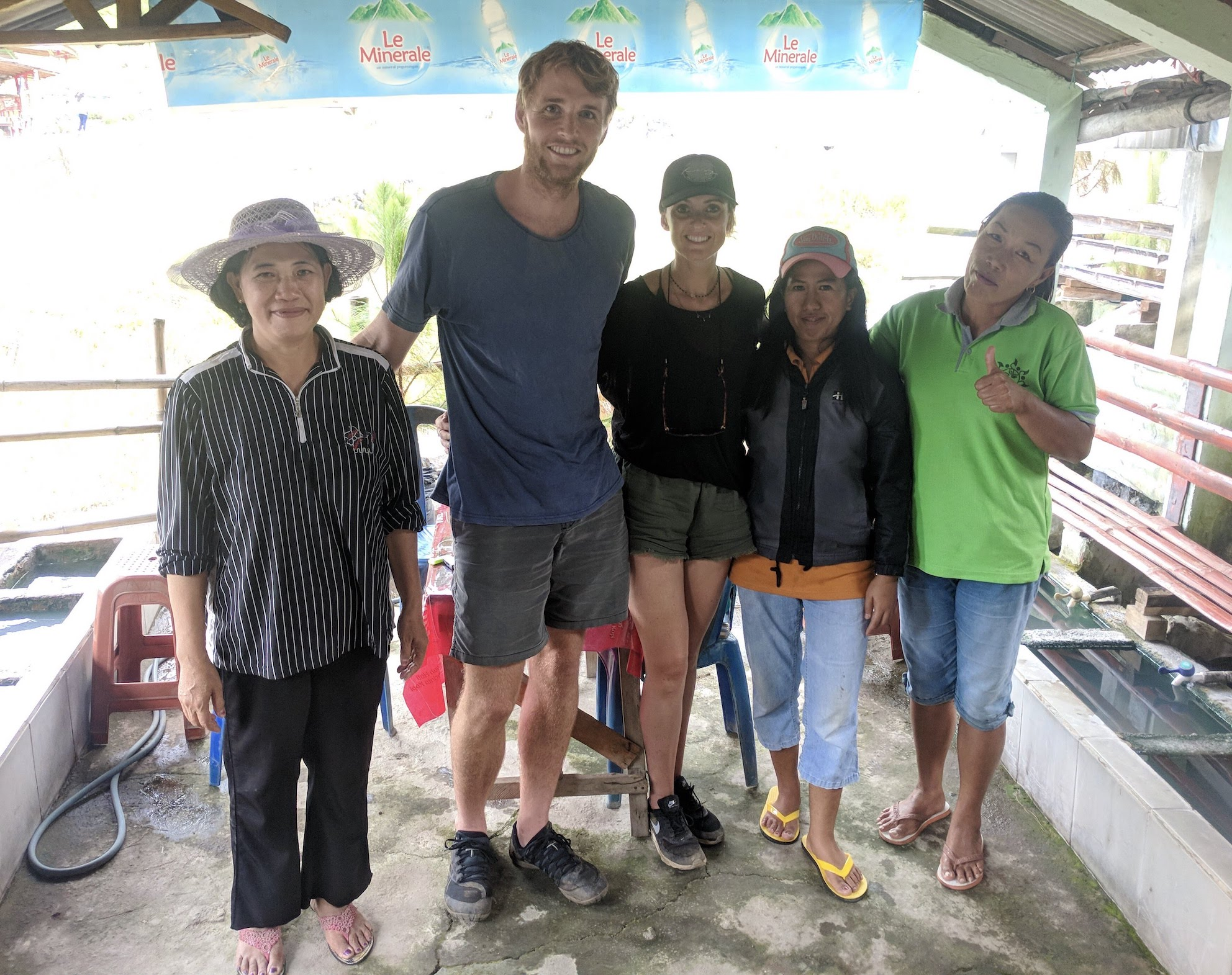 A Lovely Planet - North Sulawesi - Sarah & James - Meeting The Locals