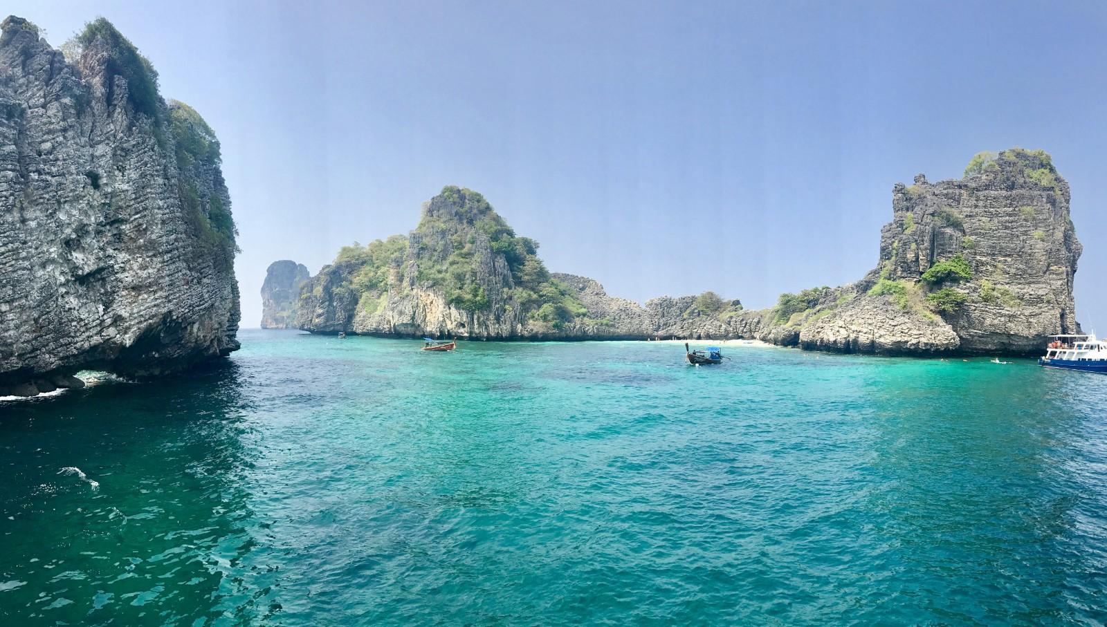 A Lovely Planet - Andaman Coast - Thailand