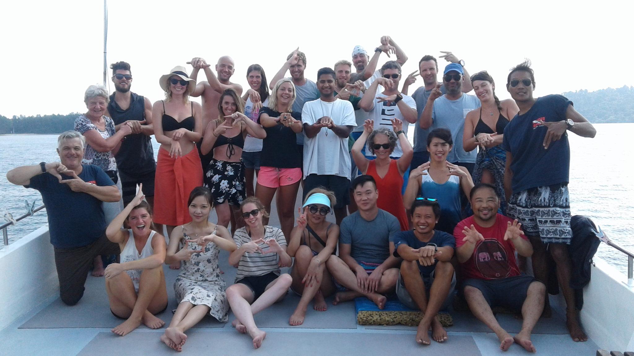 A Lovely Planet - Sarah & James - Andaman Coast