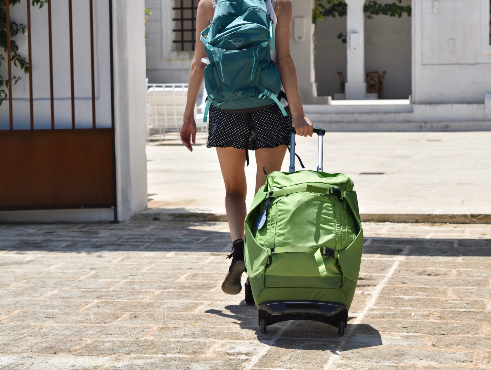 Choosing A Travel Backpack – Plus Win an Osprey Tempest! - A Lovely ... 473e09fac4fec